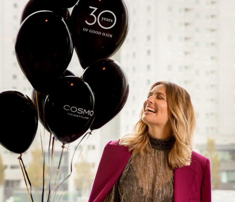 Zó zagen de #cosmo30 years party's eruit!
