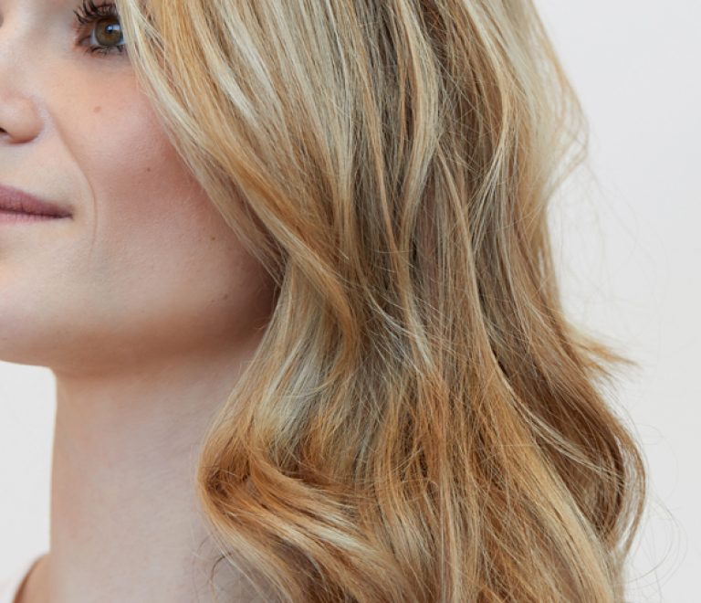 Trend color: Sunkissed Blonde