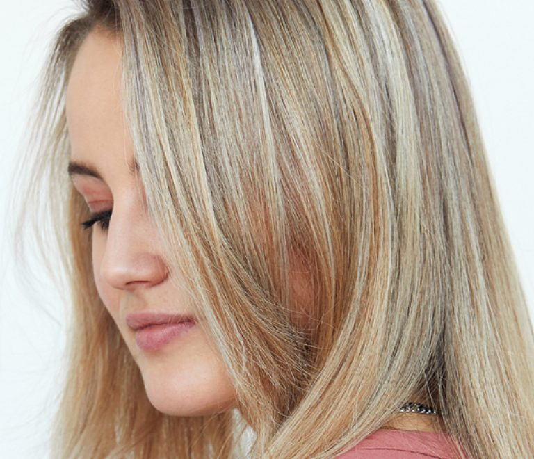 Let's get naked! De trend hair-color van dit seizoen