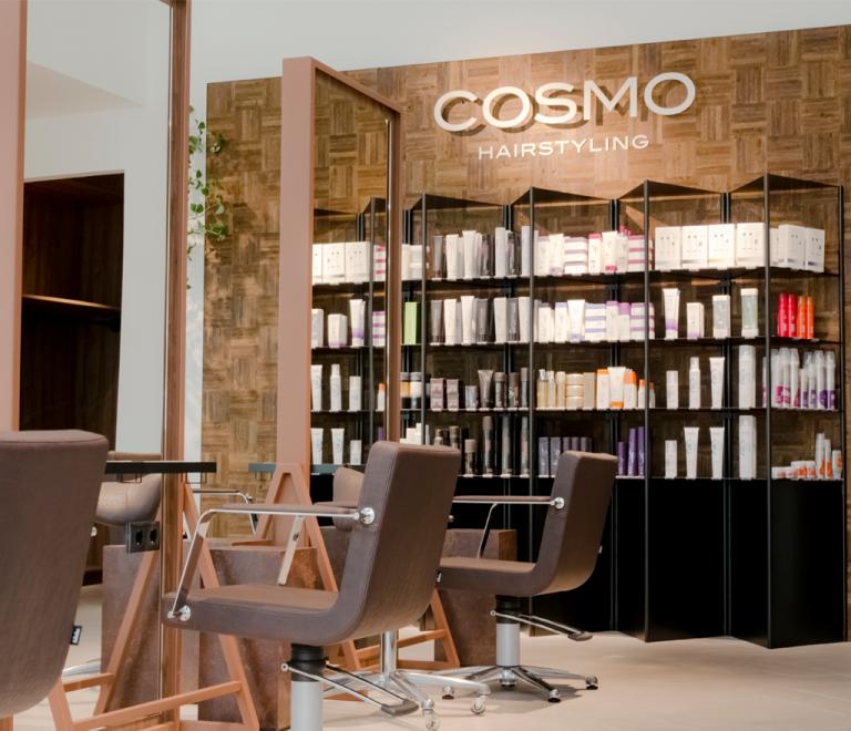 Droom jij van een eigen Cosmo salon?