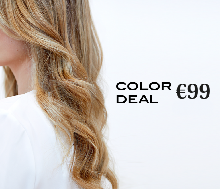 Only now: Colordeal €99