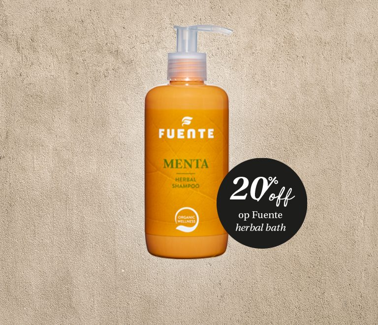 Fuente Menta Bath 20% off!