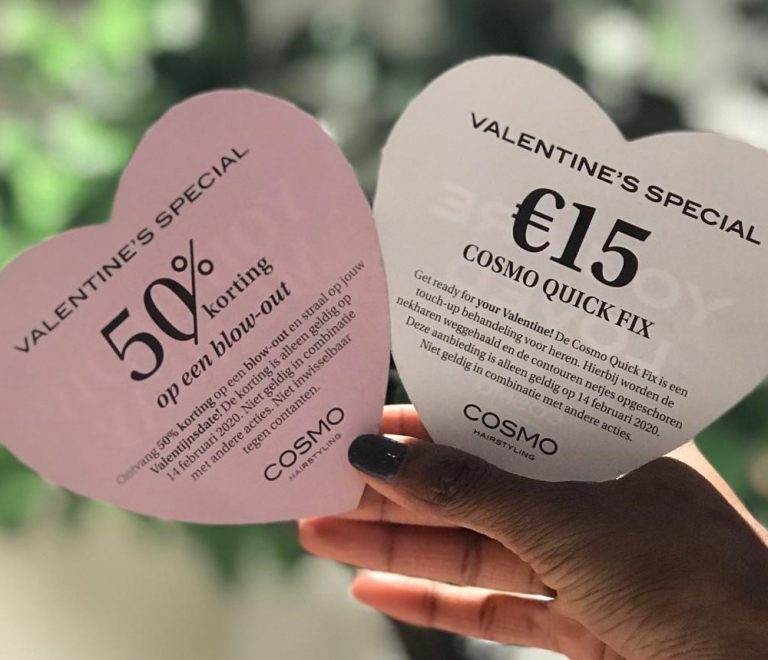 Cosmo Valentine's special