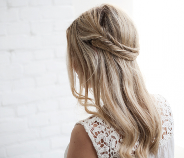8 x stylish wedding guest hairstyles