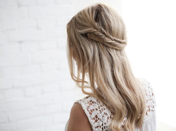Wonderlijk 10x kapsel inspiratie voor jou als bruilofts gast - Cosmo Hairstyling TM-27