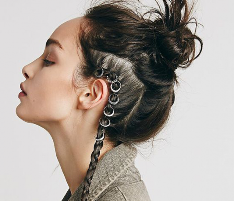 10x de stoerste hair piercing looks