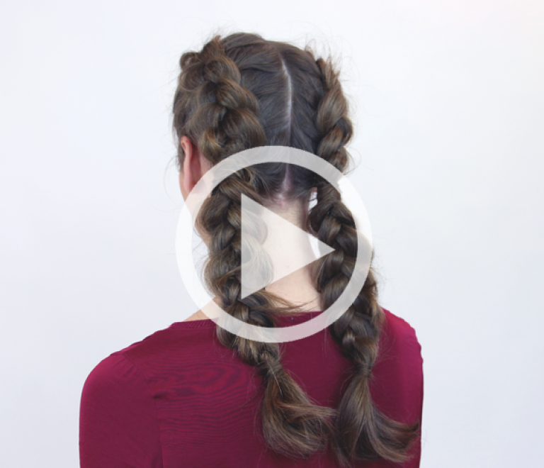 How to: Romantic Braid